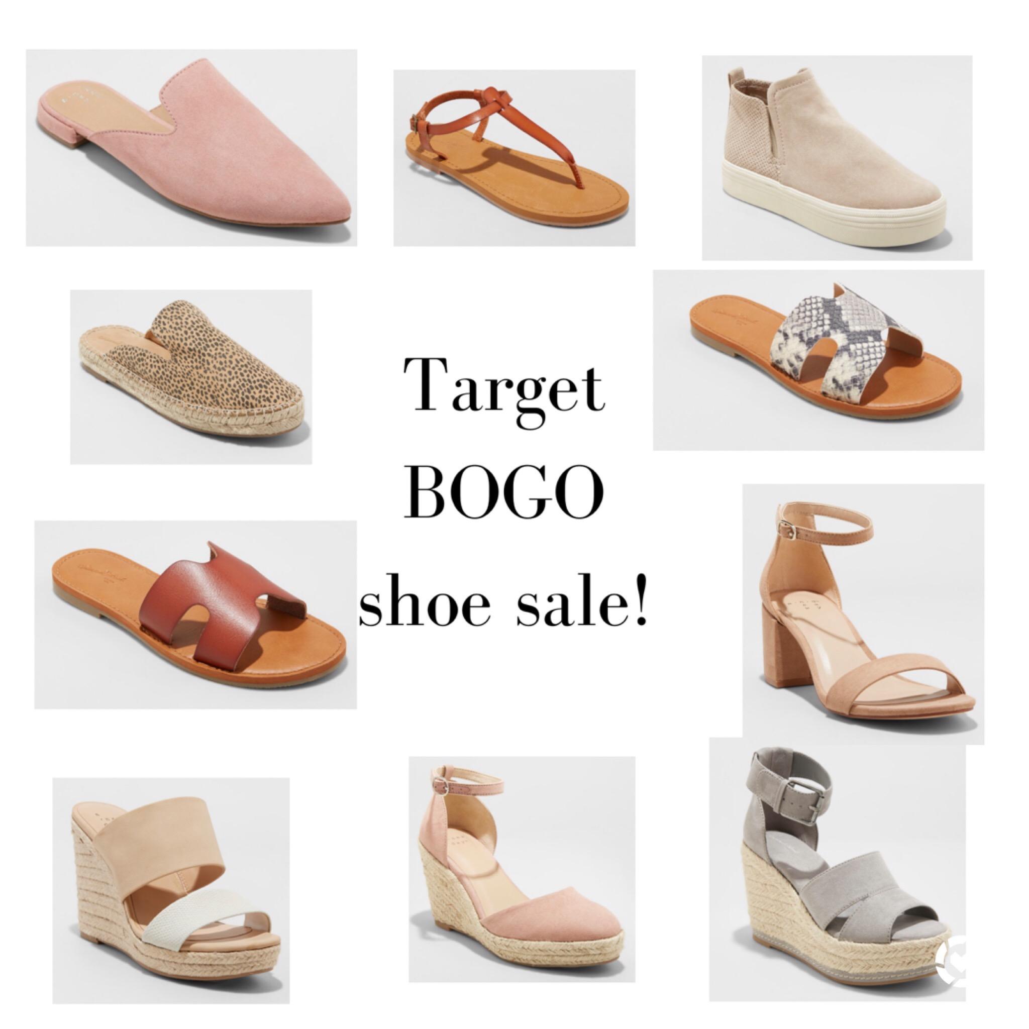 Target BOGO Shoe Sale – Topknots \u0026 My